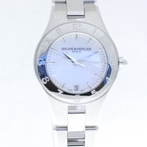 Baume & Mercier Linea 32mm - NEW - with B + P Listprice...