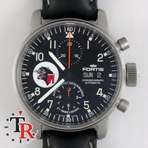 Fortis Pilot Immelmann Chronograph limited 200