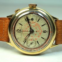 NICOLET WATCH cronografo mono pulsante - one pusher chronograph