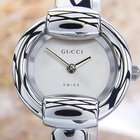 Gucci Rare Ladies Fashionable Swiss Made  Dress Watch Ref...