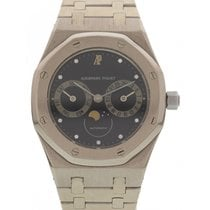 Audemars Piguet Royal Oak Day-Date Moonphase 25594 18k White Gold
