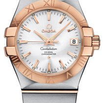 Omega Constellation Co-Axial Automatic 35mm 123.20.35.20.02.001