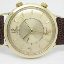 Jaeger-LeCoultre Le-Coultre Memovox Alarm 10Carat Filled Men...