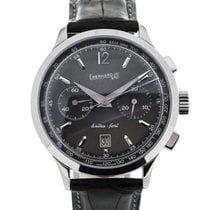 Eberhard & Co. Extra-fort Grande Taille 41 Grey Dial
