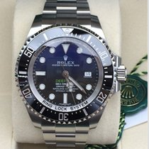 Rolex Sea-Dweller Deepsea Deepblue NEW  Ref.:116660  2016 B&P