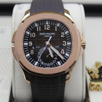 Patek Philippe 5164R-001   Aquanaut Travel Time Rose Gold