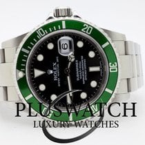 Rolex Submariner 16610LV  2008 3100 NEVER POLISHED