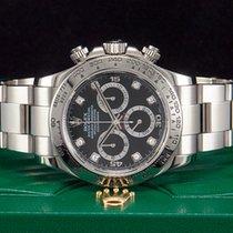 Rolex Daytona Weißgold/18kt. Diamantzifferblatt   LC 100