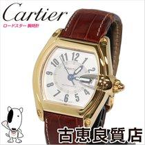 까르띠에 (Cartier) 【中古】 Cartier カルティエ ロードスター メンズ 腕時計 W62003V2...