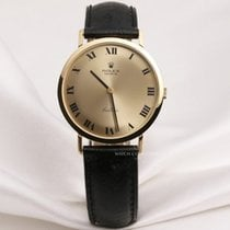Rolex Cellini 4112 18K Yellow Gold