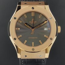 Hublot Classic Fusion 45mm 18k Rose King Gold 511.PX.7080.LR...