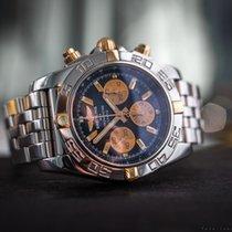 Breitling Chronomat 44 Steel/18k Gold