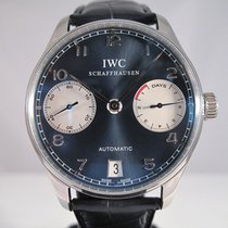 IWC Portuguese 7-Days Laureus Limited Edition