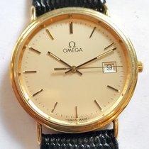 Omega Gold 18 kt Classic Quartz Men's watch