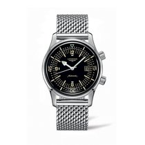 Longines ongines Heritage Collection Legend Diver Data Automatic