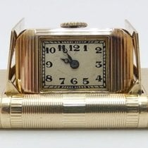 Pocket and table watch, ca. 1890