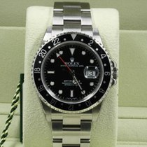 Rolex GMT-Master II Model 16710 New Old Stock 2005 Box Papers