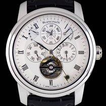 Blancpain Villeret Equation Of Time Perpetual Calendar Platinum