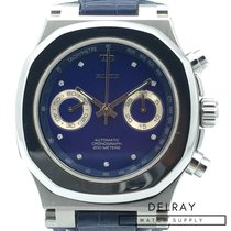 TB Buti Yanick Chronograph Blue Dial LIMITED EDITION ON SPECIAL