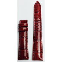 Certina DS Podium Lady Lederband rot 16/14mm C610017858