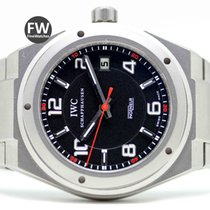 IWC Ingenieur Exclusively For Mercedes AMG Titanium