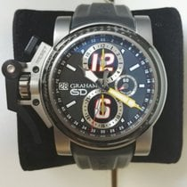 Graham Chronofighter Oversize 47MM Scott Dixon Limited Edition
