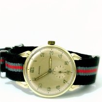 Stowa Anker Military WWII 15J Walz-Gold 20M Spider Case 35mm