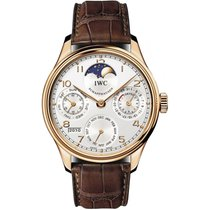 IWC Portuguese Perpetual Calendar Perpetual Moonphase Deal of...