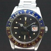 Ρολεξ (Rolex) Rolex Gmt-Master Ref.6542 Gilt Dial Bakelite Bezel