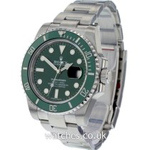 Rolex Submariner Date Green Bezel