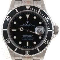 Rolex 2005 Submariner Stainless Steel  With Black Dial
