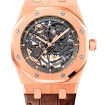 Audemars Piguet Royal Oak Openworked 18K Pink Gold Men's...