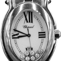 Σοπάρ (Chopard) Women's Happy Sport Oval Mother-of-pearl...