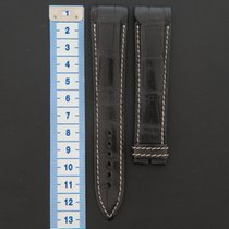 Breguet Crocodile Leather Strap 22 mm New