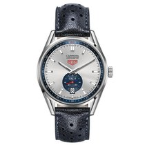 TAG Heuer Carrera  Silver  Dial Men's WATCH WV5111.FC6350