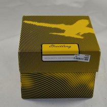 Breitling Uhren Box Watch Box Case Rar Bakelite Mit Umkarton 12