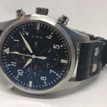IWC Pilot Double Chronograph 46mm