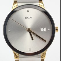 Rado Centrix Diamonds Yellow & Grey Steel 38mm 0111509313071