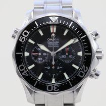 Omega Seamaster Diver 300 M Chronograph Box & Papers