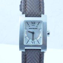 Montblanc Damen Uhr Stahl/stahl Quartz Profile Damen Uhr 24mm...