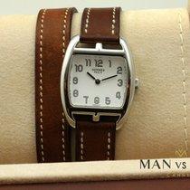Hermès Cape Cod Tonneau Bracelet Double Tour