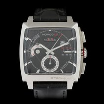 TAG Heuer Monaco Calibre 12 LS Chronograph Linear System...