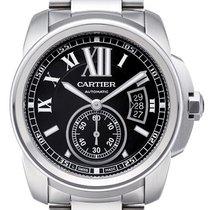 Cartier Calibre de Cartier Stahl W7100016