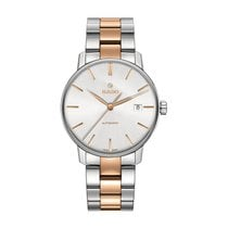 雷达 (Rado) Rado Men's R22860022 Coupole ClassicTwo-tone Watch