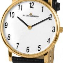 Jacques Lemans Vienna 1-1849D Damenarmbanduhr flach & leicht