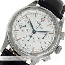 Jacques Etoile Cronograph Stahl Automatik