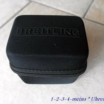 Breitling Uhrenbox & Reisebox  neuwertiger Zustand