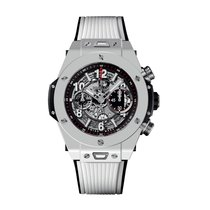 Hublot Big Bang Unico 45mm Automatic Ceramic Mens Watch Ref...