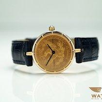 Corum Half Eagle 5$ Coin Watch Gold
