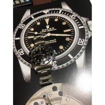 Rolex Submariner 5513  scritte Oro